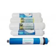 OFERTA membrana + 4 filtros...